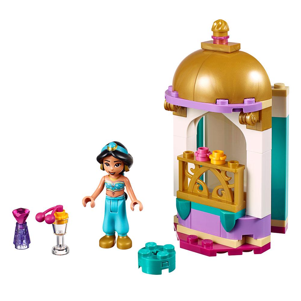 Конструктор LEGO Disney princess Маленькая башня Жасмин (41158 ...