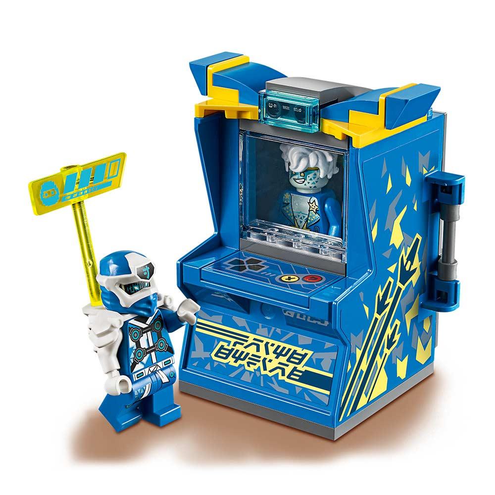 Конструктор LEGO Ninjago Игровой автомат Джея (71715) - 【Будинок ...