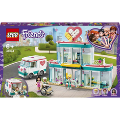 Конструкторы LEGO - Конструктор LEGO Friends Городская больница Хартлейк Сити (41394)