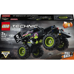Конструкторы LEGO - Конструктор LEGO Technic Monster Jam Grave Digger (42118)