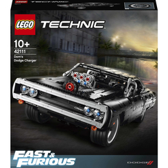 Конструкторы LEGO - Конструктор LEGO Technic Dom's Dodge Charger (42111)