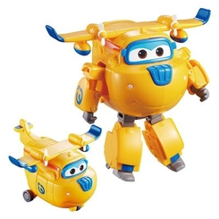 Роботы и трансформеры - Самолет-трансформер Super Wings Donnie (YW710220)