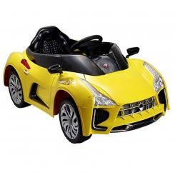 Электромобили - Машина электромобиль Sport Car Babyhit Yellow (15481)