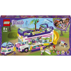 Конструкторы LEGO - Конструктор LEGO Friends Автобус для друзей (41395)