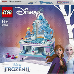 Конструкторы LEGO - Конструктор LEGO Disney Princess Шкатулка Эльзы (41168)