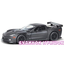 Транспорт и спецтехника - Автомодель Chevrolet Corvette C6R RMZ City Матовая (554003M)