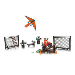 Игрушечные наборы - Игровой набор Jazwares roblox Environmental Set Jailbreak Great escape W5 (ROB0216)