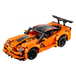 Конструкторы LEGO - Конструктор LEGO Technic Chevrolet Corvette ZR1 (42093)