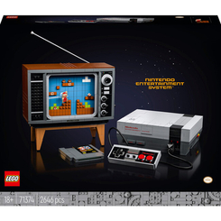 Конструкторы LEGO - Конструктор LEGO Super Mario Nintendo Entertainment System (71374)