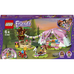 Конструкторы LEGO - Конструктор LEGO Friends Роскошный отдых на природе (41392)