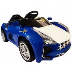 Электромобили - Машина электромобиль Sport Car Babyhit Blue (15482)
