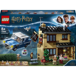 Конструктори LEGO - Конструктор LEGO Harry Potter Прівіт-драйв 4 (75968)
