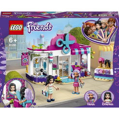 Конструктори LEGO - Конструктор LEGO Friends Перукарня в Хартлейк-Сіті (41391)