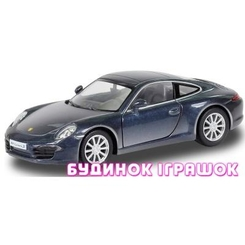 Транспорт и спецтехника - Автомодель Porsche 911 Carrera s 2012 RMZ City (554 010) (554010)