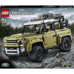 Конструкторы LEGO - Конструктор LEGO Technic Автомодель Land rover defender (42110)