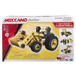 Класичні конструктори - Конструктор Meccano Junior Трактор (6027019)