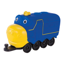 Железные дороги и поезда - Паровозик Jazwares Chuggington Брюстер (JW10568/10567/10569)