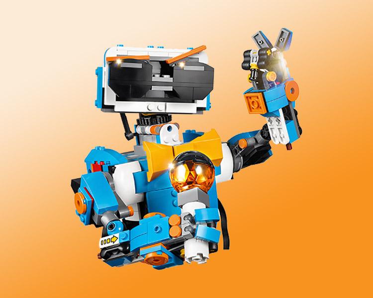 Запрограмований робот Верні