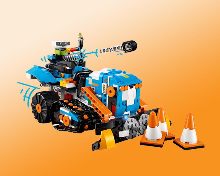 Побудуйте багатоцільовий марсохід MTR4