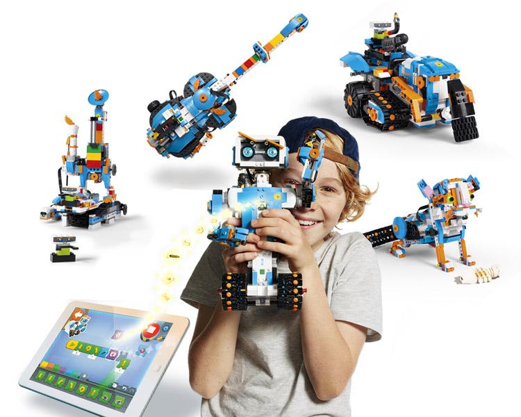 Завантажте безкоштовний додаток LEGO® BOOST