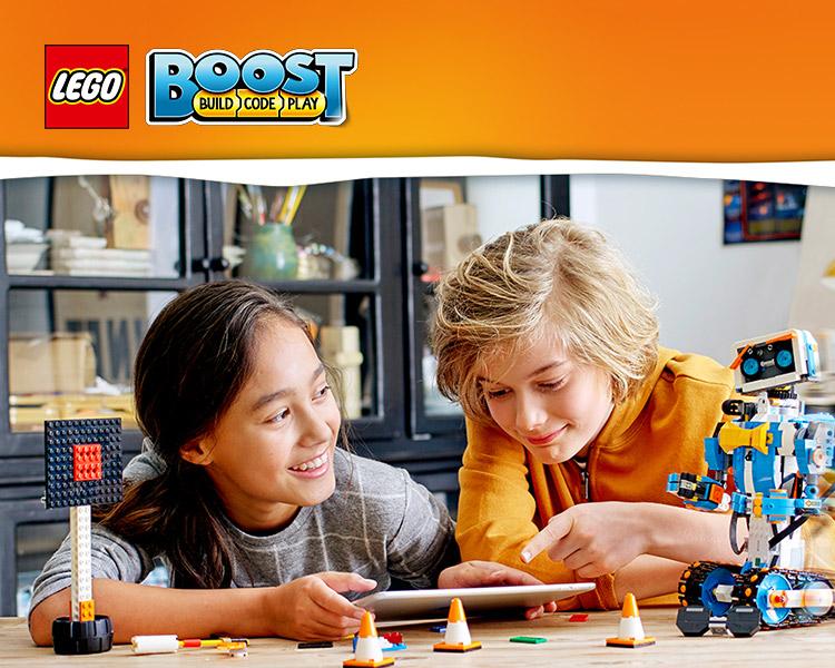 Нехай ваші моделі LEGO® оживають!