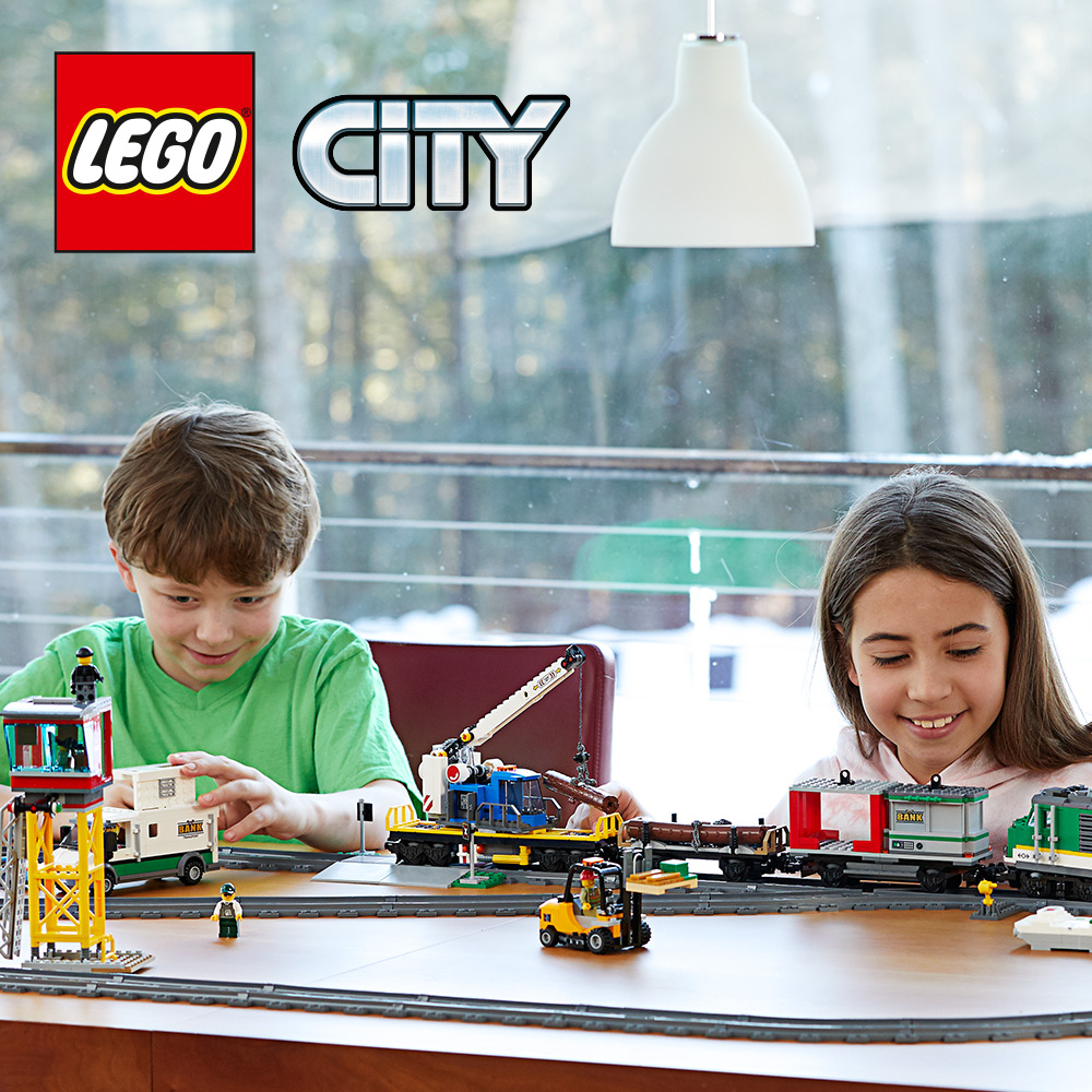 Приобретайте товары LEGO® City вовремя!