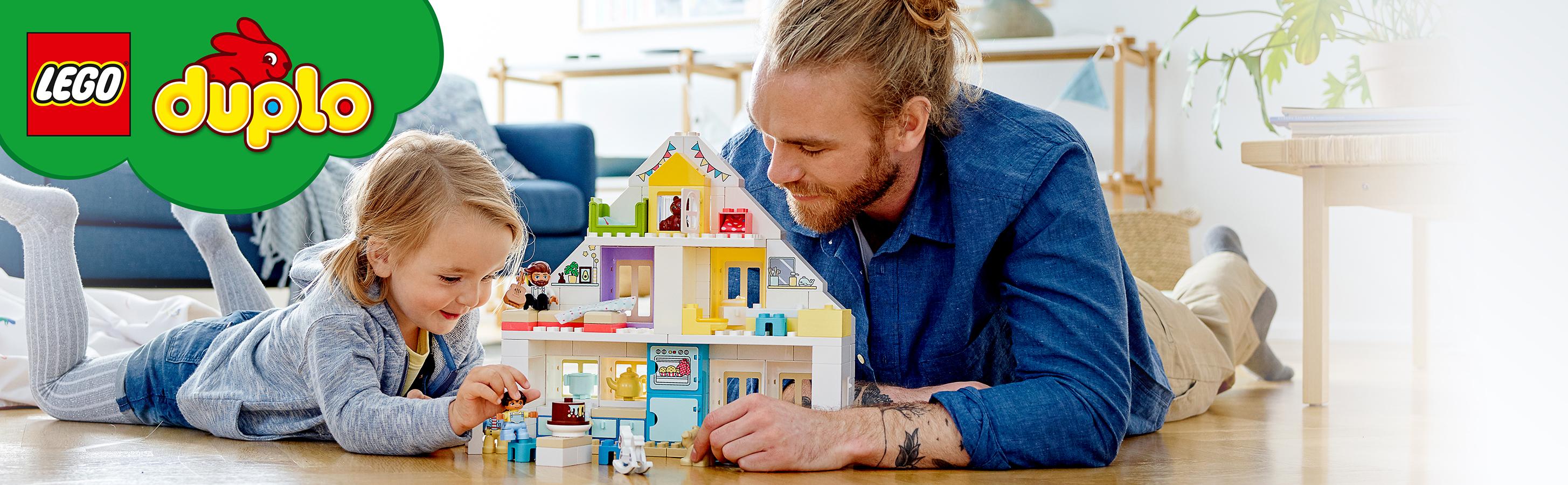 Кукольный домик 3 в 1