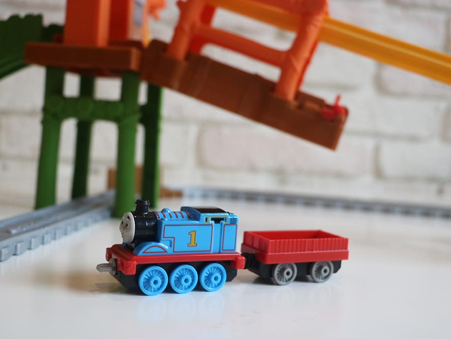 Іграшки Thomas and Friends