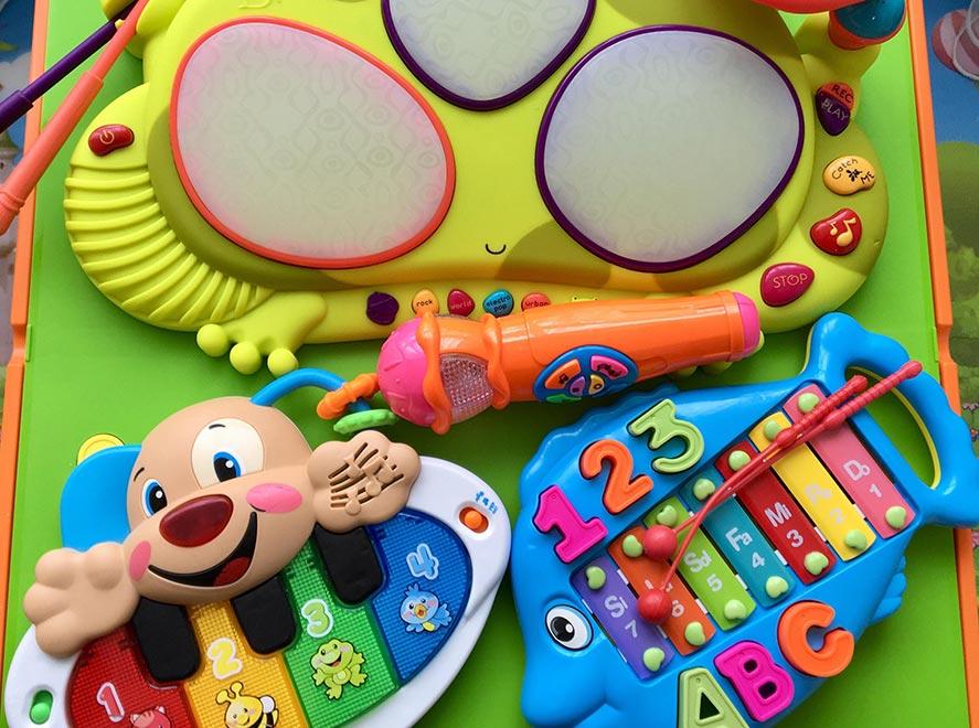 Музичні іграшки для дітей від 3 місяців - про що потрібно знати ... 6721ea0cacfcc