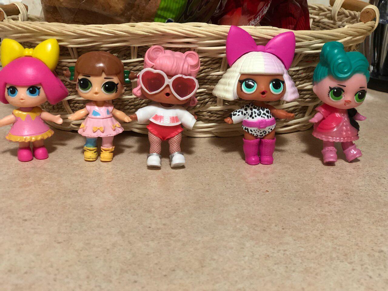 оригінальні ляльки L.O.L.