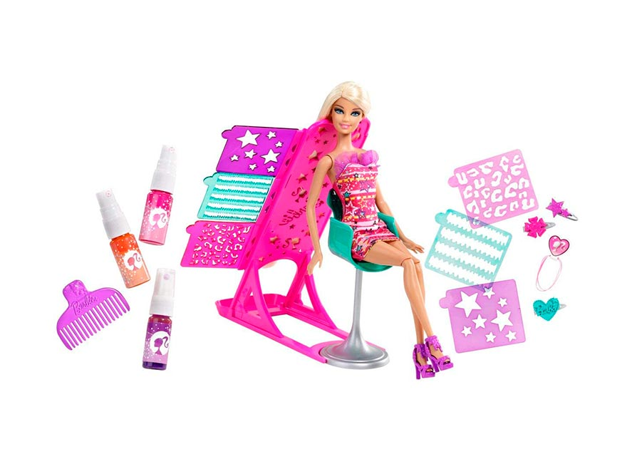 Лялька Barbie Hairtastic X2345