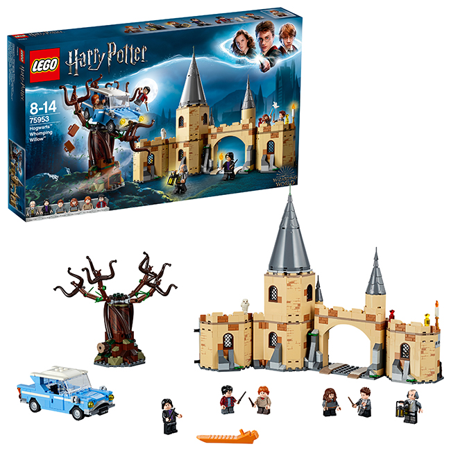 LEGO Harry Potter Воинственная ива 75953