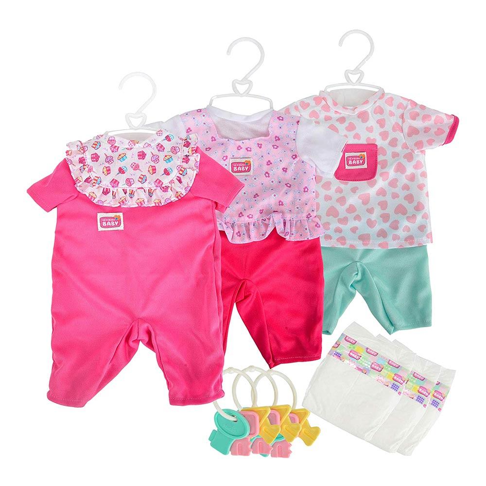 Одяг та аксесуари для пупса Simba 38-43 см в асортименті (5401631) - купити  в магазині дитячих іграшок  Будинок іграшок  cf737a2c41b99
