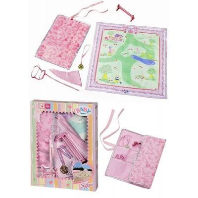 Куклы, наборы для кукол, Серия Беби Борн Аксессуары для верховой езды (807439), Baby Born  - купить со скидкой