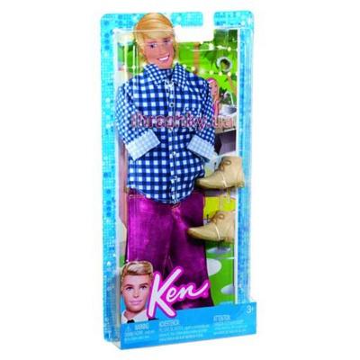 Одяг та аксесуари для ляльок - Аксесуар Одяг для Кена в асортименті Barbie  (N8329) f66364f3ebc62