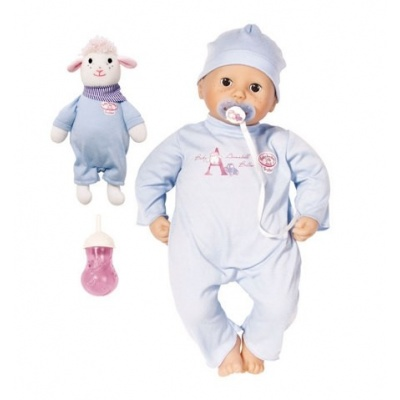 Кукла-мальчик Baby Annabell 46 см (788974) 0820b250d6ad8