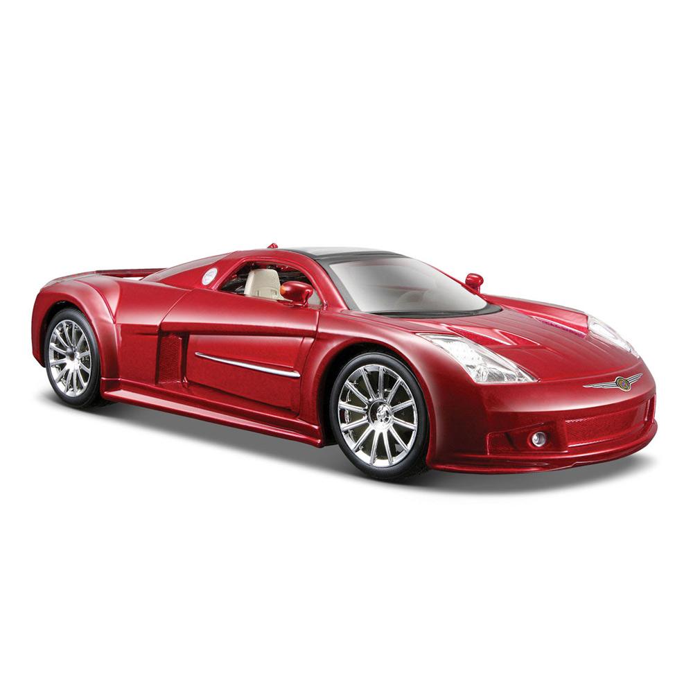 Купить Масштабные модели, Автомодель Chrysler ME Four Twelve (1 24) красный металлик (31250 met.red), Maisto