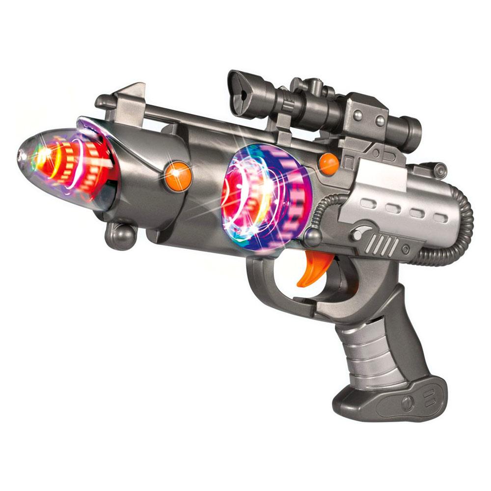Купить Игрушечное оружие, Лазерное оружие Меткий стрелок Simba (8046571)