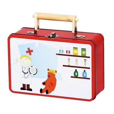 Купить Игровые наборы, Игровой набор доктора Bino (83529)