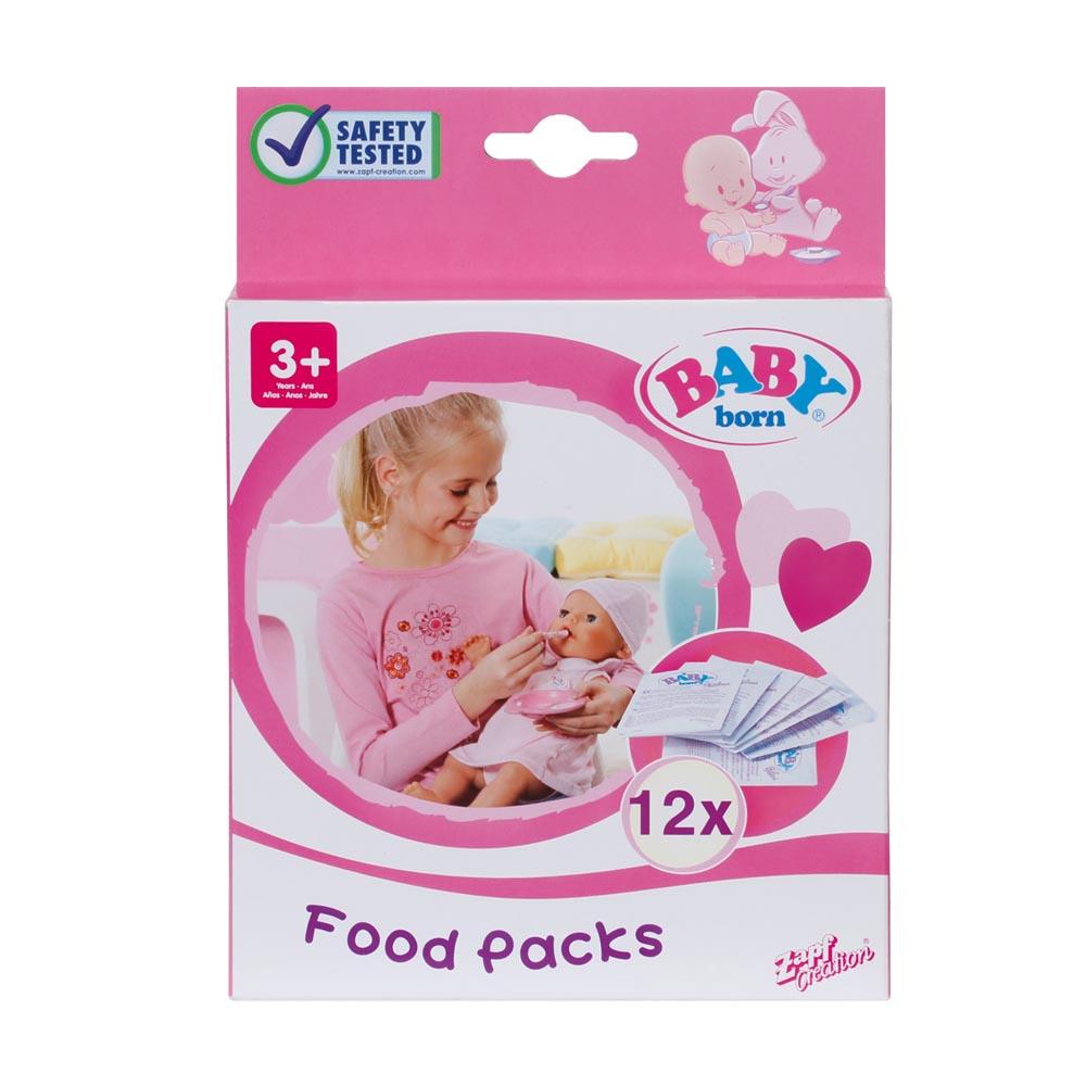 Каша для ляльки Baby Born (779170) - купити в магазині дитячих ... c0c38cb025d9b