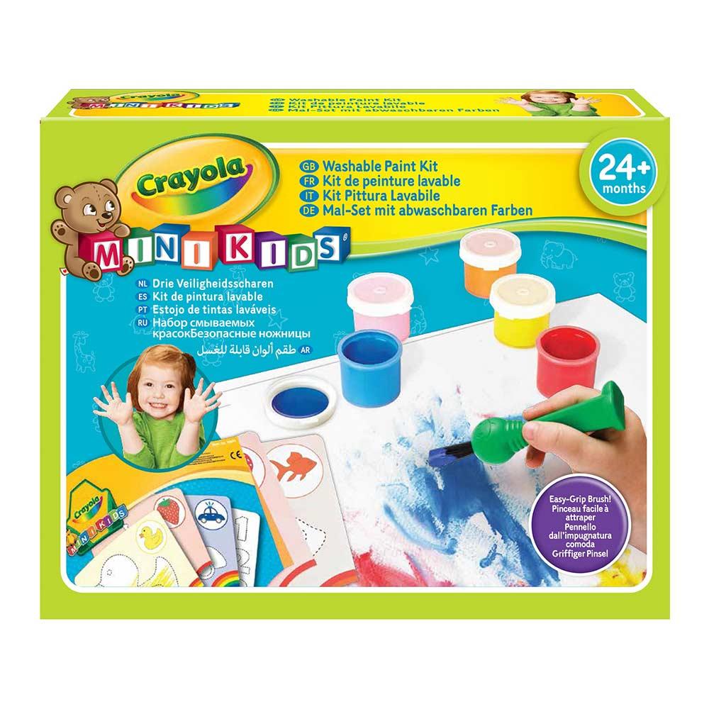 Набір для творчості Малюємо фарбами (81-8112) - купити в магазині дитячих  іграшок  Будинок іграшок  01c6aca76619a