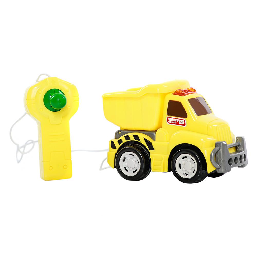 Купить Игрушки для самых маленьких, Самосвал на дистанционном управлении (2001030), Keenway