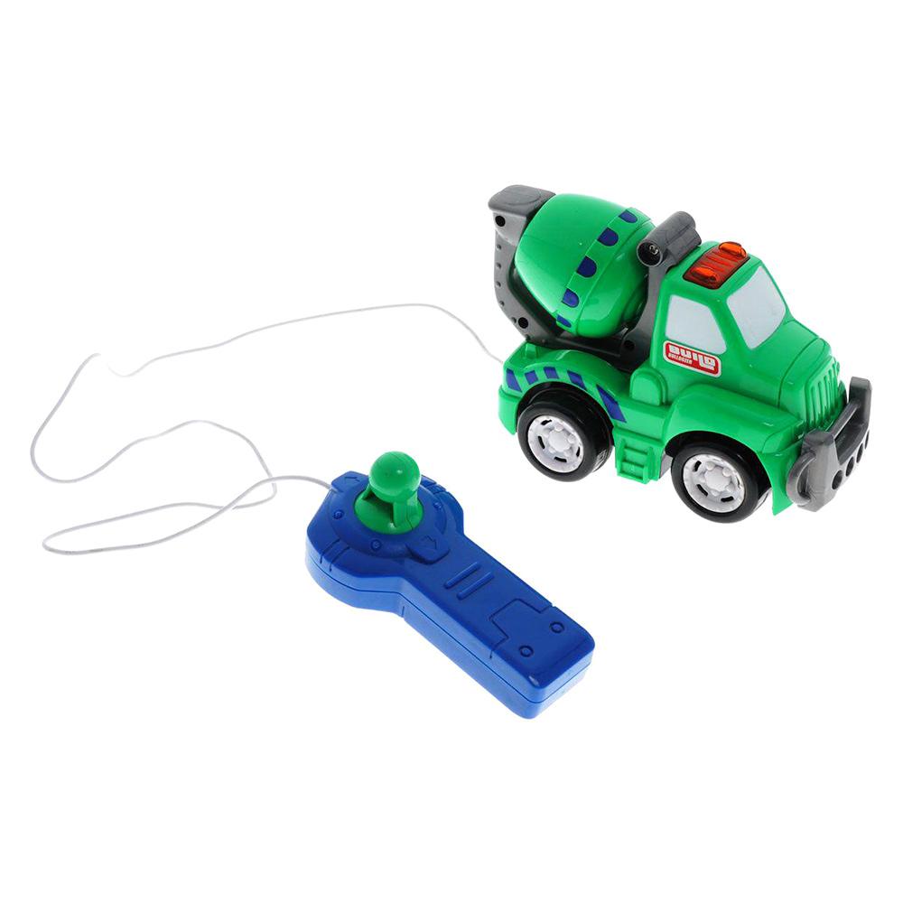 Купить Игрушки для самых маленьких, Бетономешалка на дистанционном управлении (2001031), Keenway