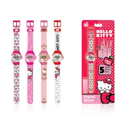 Годинник Hello Kitty 5 функцій в асорт (HKRJ6) - купити в магазині ... 679177b33ae65