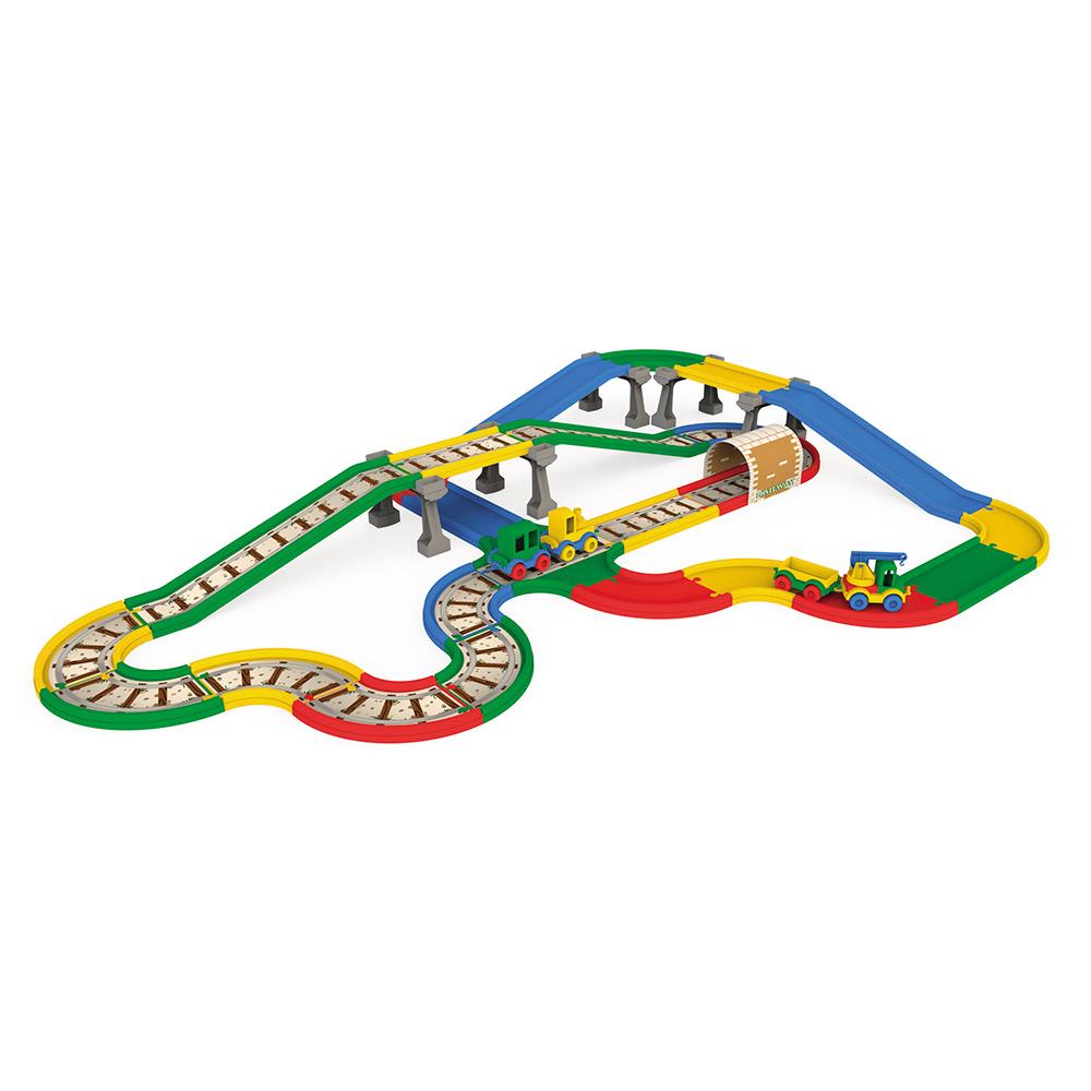 Игровой набор Городок Wader Kid Cars (51791)
