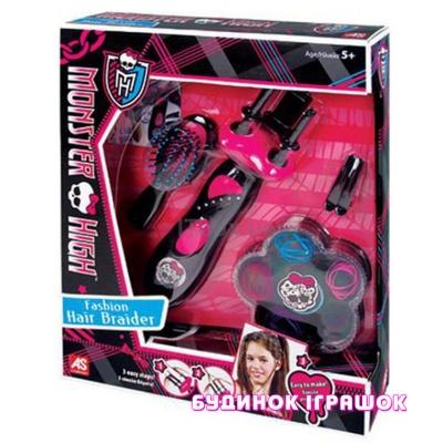 Косметика і зачіски - Набір для створення косичок Monster High (1080-06112) 2aeb12c29415a