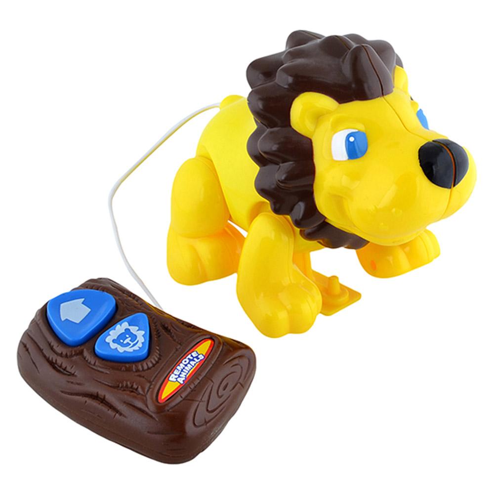 Купить Радиоуправляемые модели, игрушки, Львенок Keenway на дистанционном управлении (2001326)