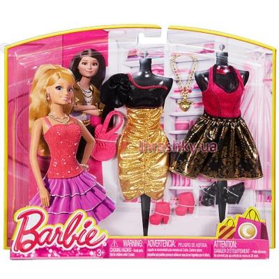 ac855c718 Одежда и аксессуары для кукол - Аксессуары для куклы Набор одежды Barbie  Вечерний наряд в ассортименте