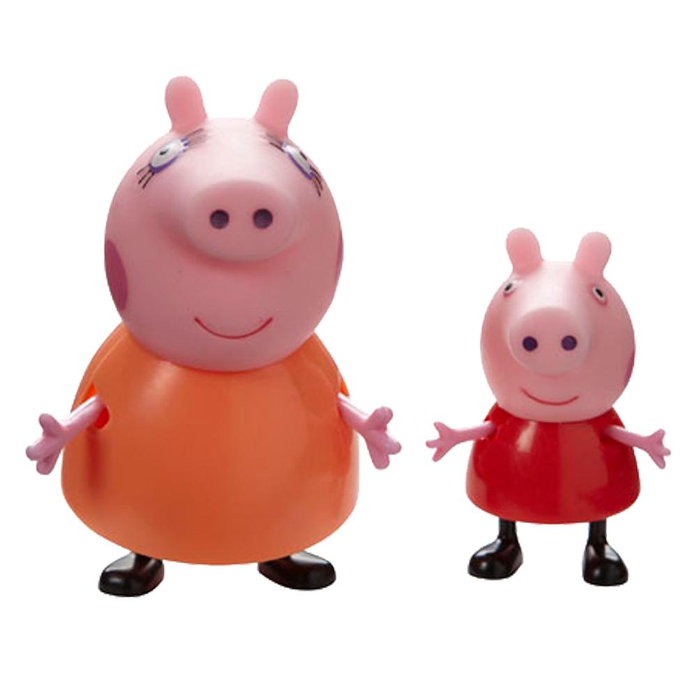 Игровой набор Семья Пеппы Пеппа и Мама Peppa Pig (20837-1)