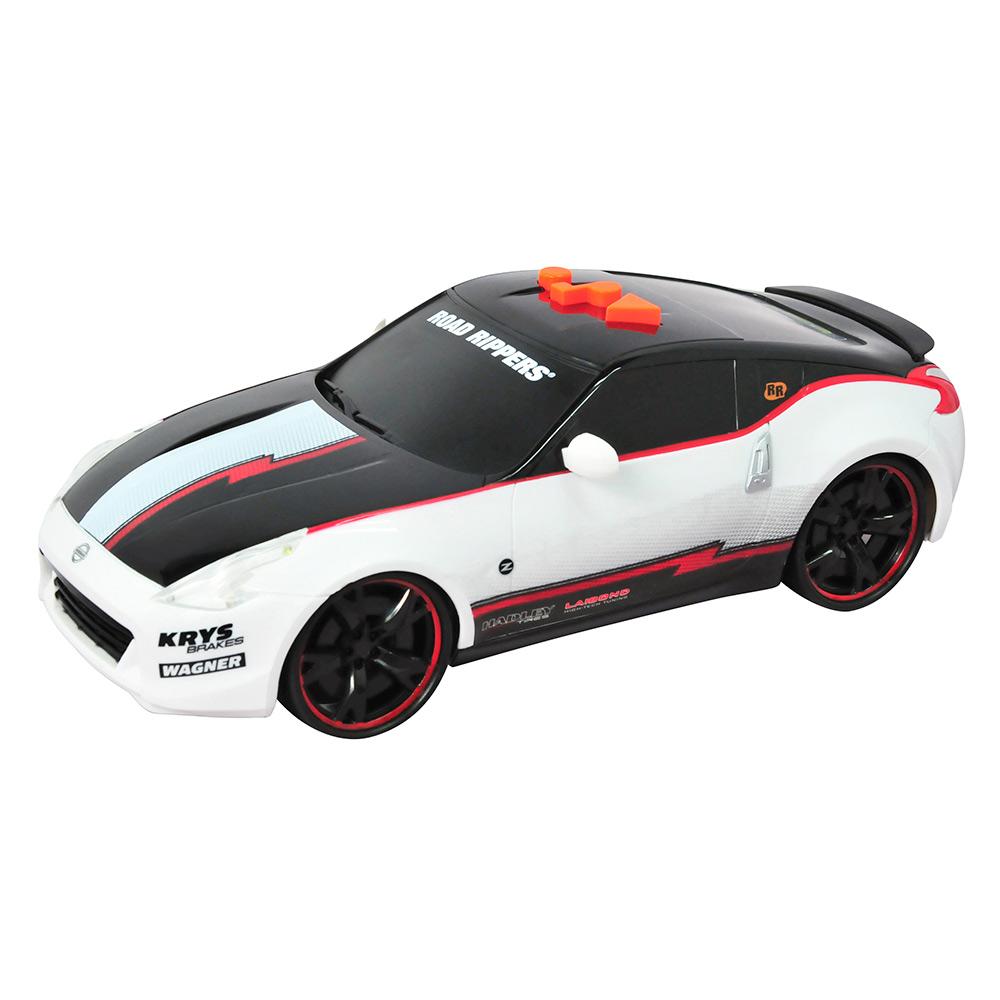 Купить Машинки, модели техники, Машина Road Rippers Nissan 370Z Шальные колеса (33299)
